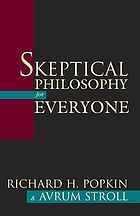 Skeptical philosophy for everyone
