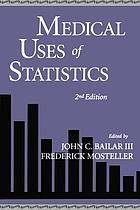 Medical uses of statistics