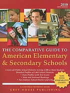 The comparative guide to American elementary & secondary schools