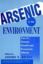 Arsenic in the environment