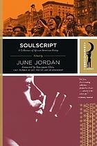 Soulscript; Afro-American poetry