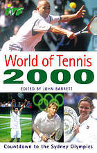 World of tennis 2000 : celebrating the 100th year of the Davis Cup