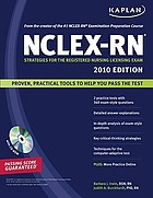 NCLEX-RN : strategies for the registered nursing licensing exam