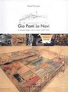 Gio Ponti : le navi : il progetto degli interni navali, 1948-1953