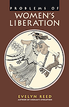 Problems of women's liberation; a Marxist approach
