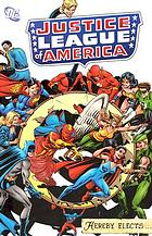 Justice League of America : hereby elects--