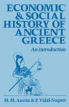 Economic and social history of ancient Greece : an introduction