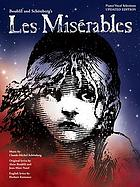 Les miserables original Broadway cast recording