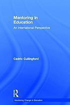 Mentoring in education : an international perspective