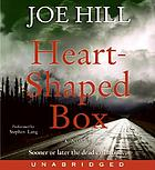 Heart-shaped box a novel