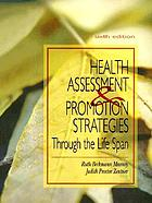 Health assessment & promotion strategies through the life span