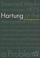 Hartung : 10 perspectives