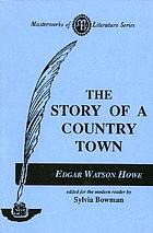 The story of a country town