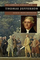 The Cambridge companion to Thomas Jefferson