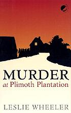 Murder at Plimoth Plantation