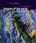 Images of the earth : a guide to remote sensing