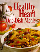 Healthy heart one-dish meals