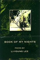 Book of my nights : poems