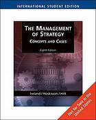 Management of strategy : concepts and cases