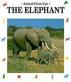 The elephant, peaceful giant