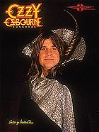 Ozzy Osbourne songbook : for 1 stemme og guitar med becifring (med guitargreb) og for guitar