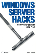 Windows server hacks