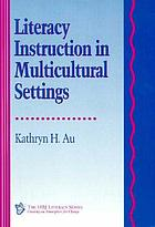 Literacy instruction in multicultural settings