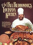 Chef Paul Prudhomme's Louisiana kitchen