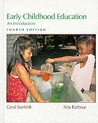 Early childhood education : an introduction