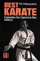Best karate : gojūshiho dai, gojūshiho shō, meikyō