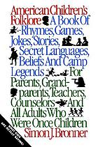 American children's folklore