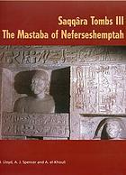 Saqqâra Tombs