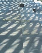 Barthélémy-Griño architectes frameworks = trait pour trait