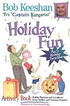 Holiday fun activity book