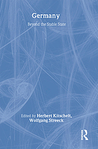 Germany : beyond the stable state