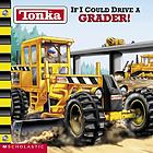 If I could drive a grader!