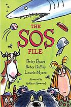 The SOS fileThe SOS File (2006--2007 Bluebonnet Books)The SOS file : Day arrives -- Pink panther -- Three strikes, you're out -- Chocolate SOS -- Bear tale -- Mrs. Meany -- Wanted: SOS -- Miracle on main street -- Shark food -- Identity crisis -- White lightning