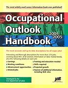 Occupational Outlook Handbook 2004-2005 Edition
