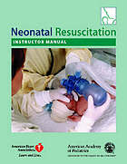 Instructor's manual for neonatal resuscitation