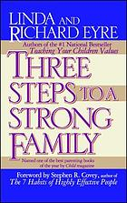 3 steps to a strong family