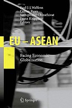 EU - ASEAN facing economic globalisation