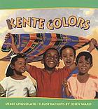 Kente colors