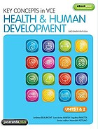Key concepts in VCE health & human development