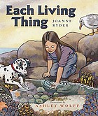 Each living thing