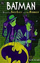 Batman : featuring Two-Face and the Riddler