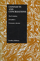 "Conflicts and conciliations : the evolution of Galdós's ""Fortunata y Jacinta""Conflicts and conciliations the evolution of Galdós's ""Fortuna y Jacinta"