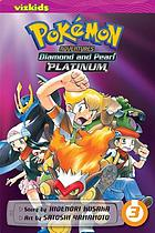 Pokémon adventures : Diamond and Pearl platinum