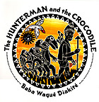The hunterman and the crocodile : a West African folktale