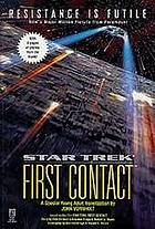 Star trek, first contact : a special young adult novelization