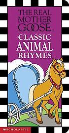 Classic animal rhymes